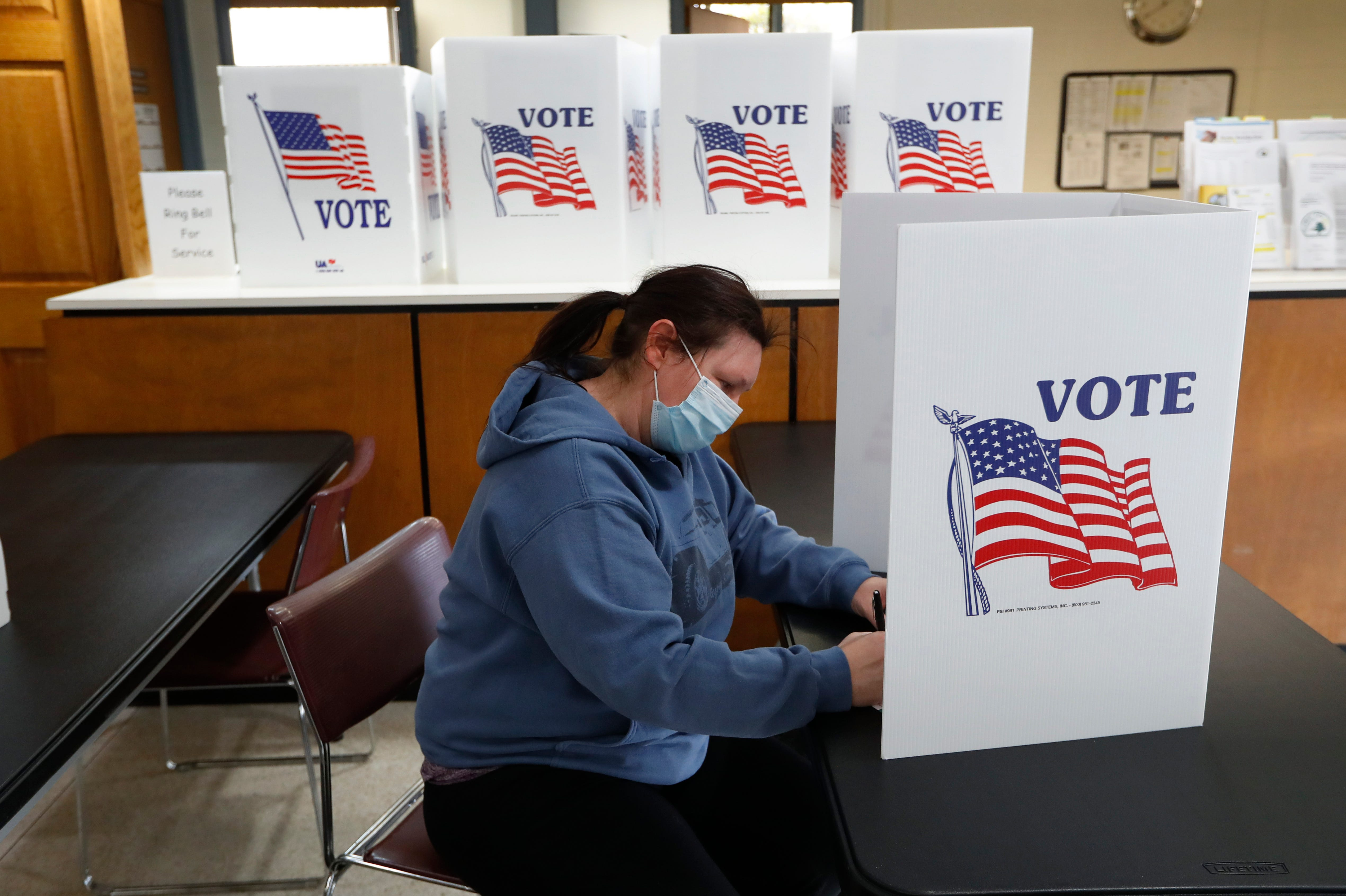 Absentee voting remains popular in Michigan's largest cities as primary nears