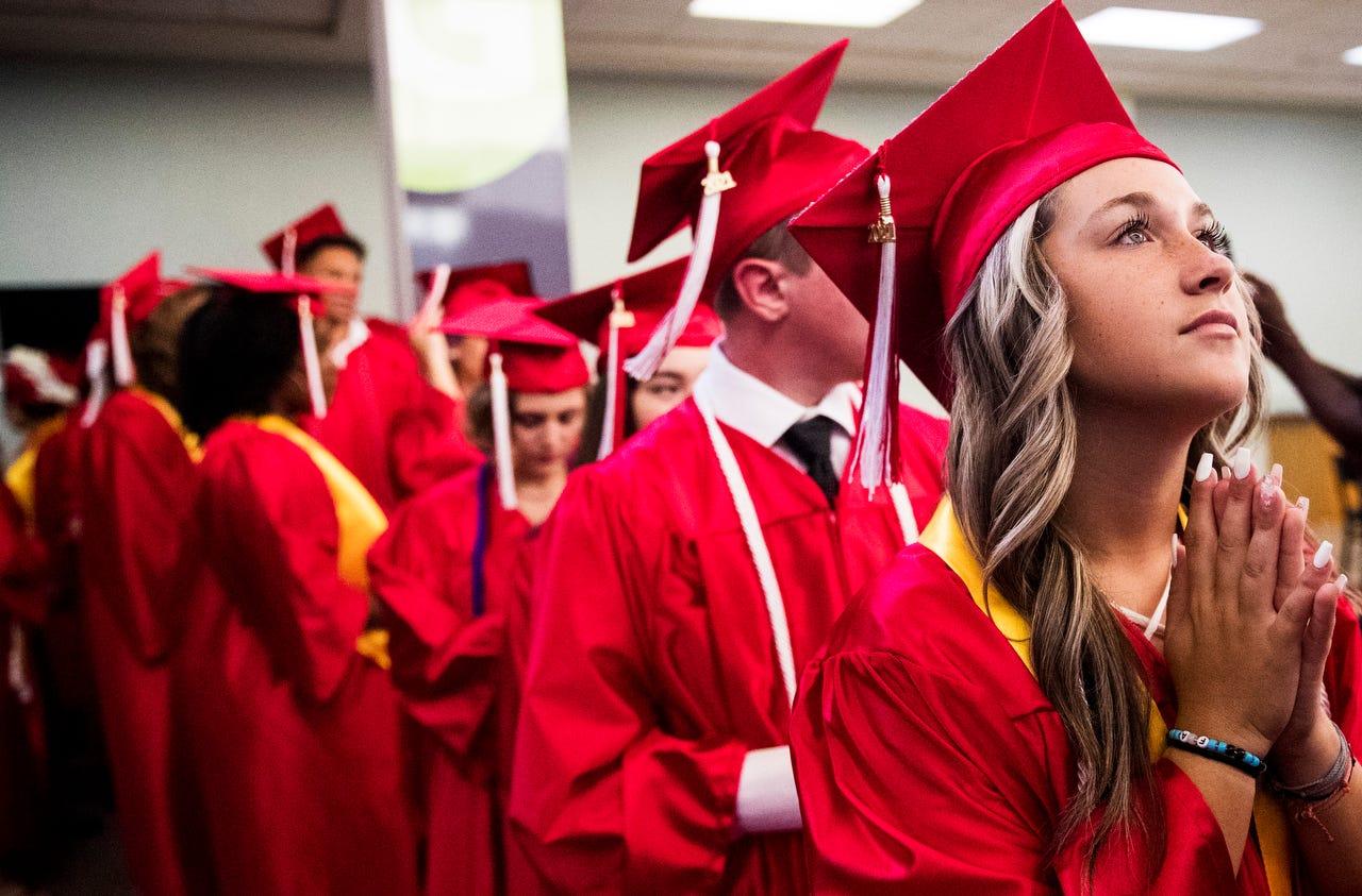 Graduation 2021: Evangelical Christian High School 3