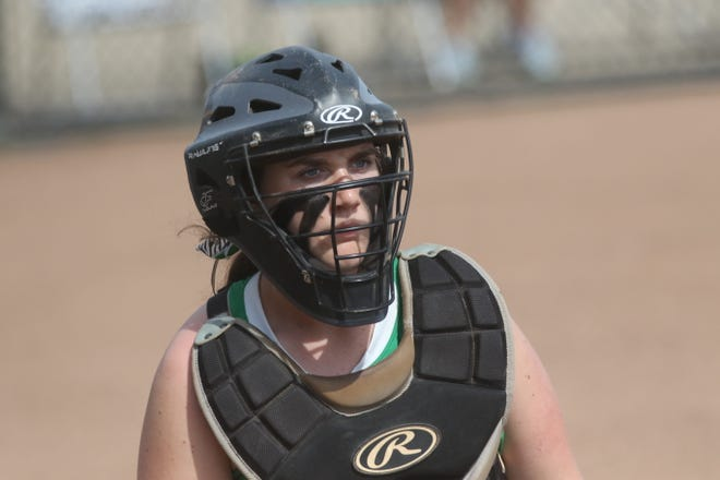 Clear Fork senior catcher Hallie Gottfried was named honorable mention All-Ohio in Division II for the 2021 season.
