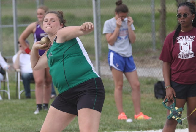 Clear Fork's Bekah Conrad is poised for a huge senior season in three sports for the Colts.