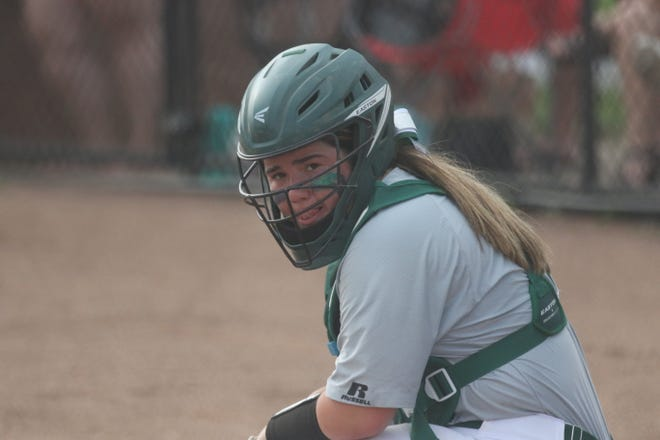 Madison's Oliva Schulz has the Rams looking at a bright future on the softball diamond.