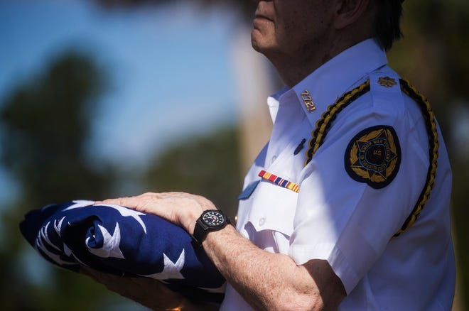 """Although their voices are stilled and many of the wars they served in have faded into the annals of history, it's the """"remembering and honoring"""" of their sacrifice and stories that count."""
