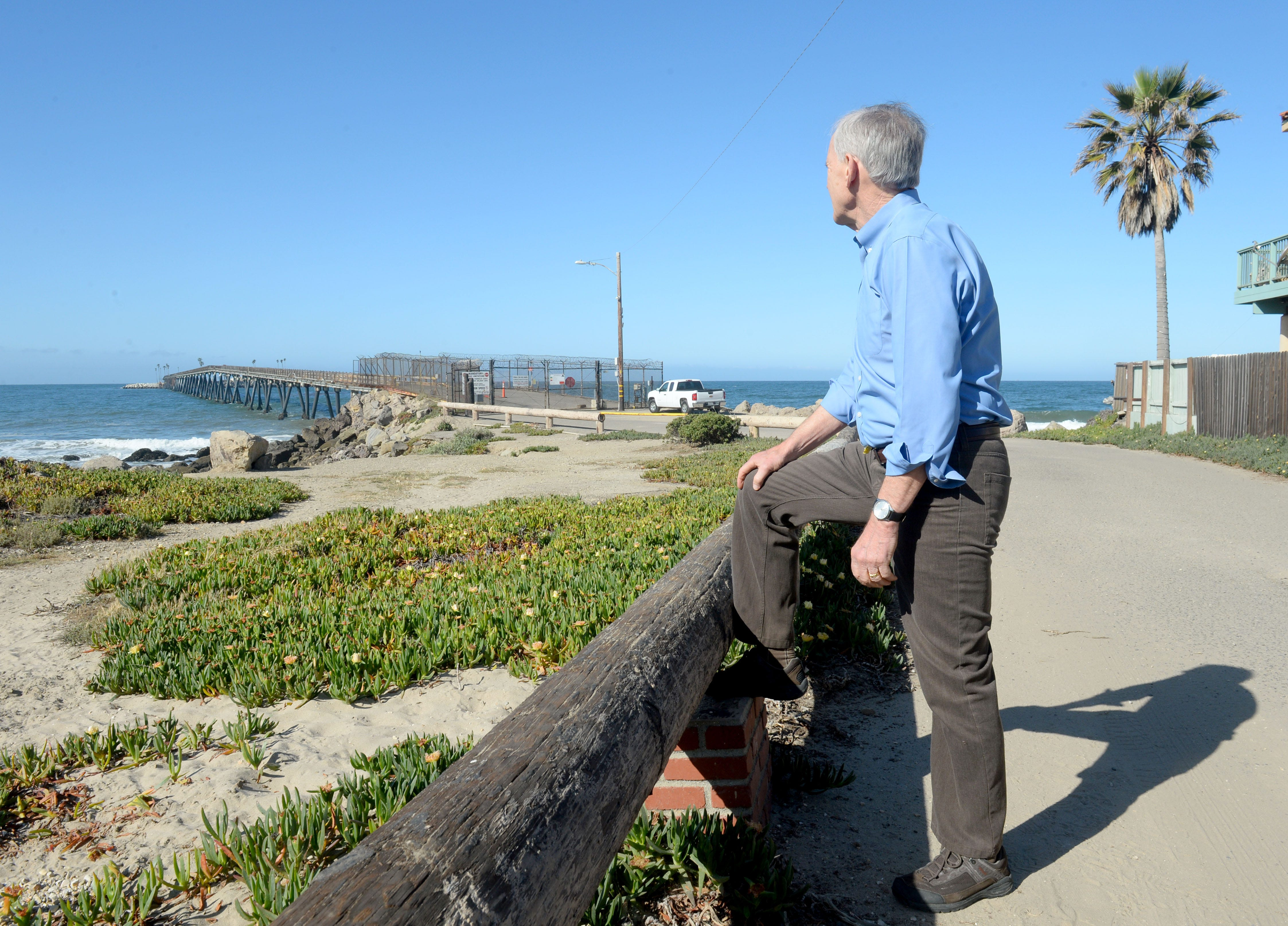 Assemblymember Steve Bennett, D-Ventura, is working to reform bankruptcy law in California after oil wells were left to the state to clean up within the area he represents.