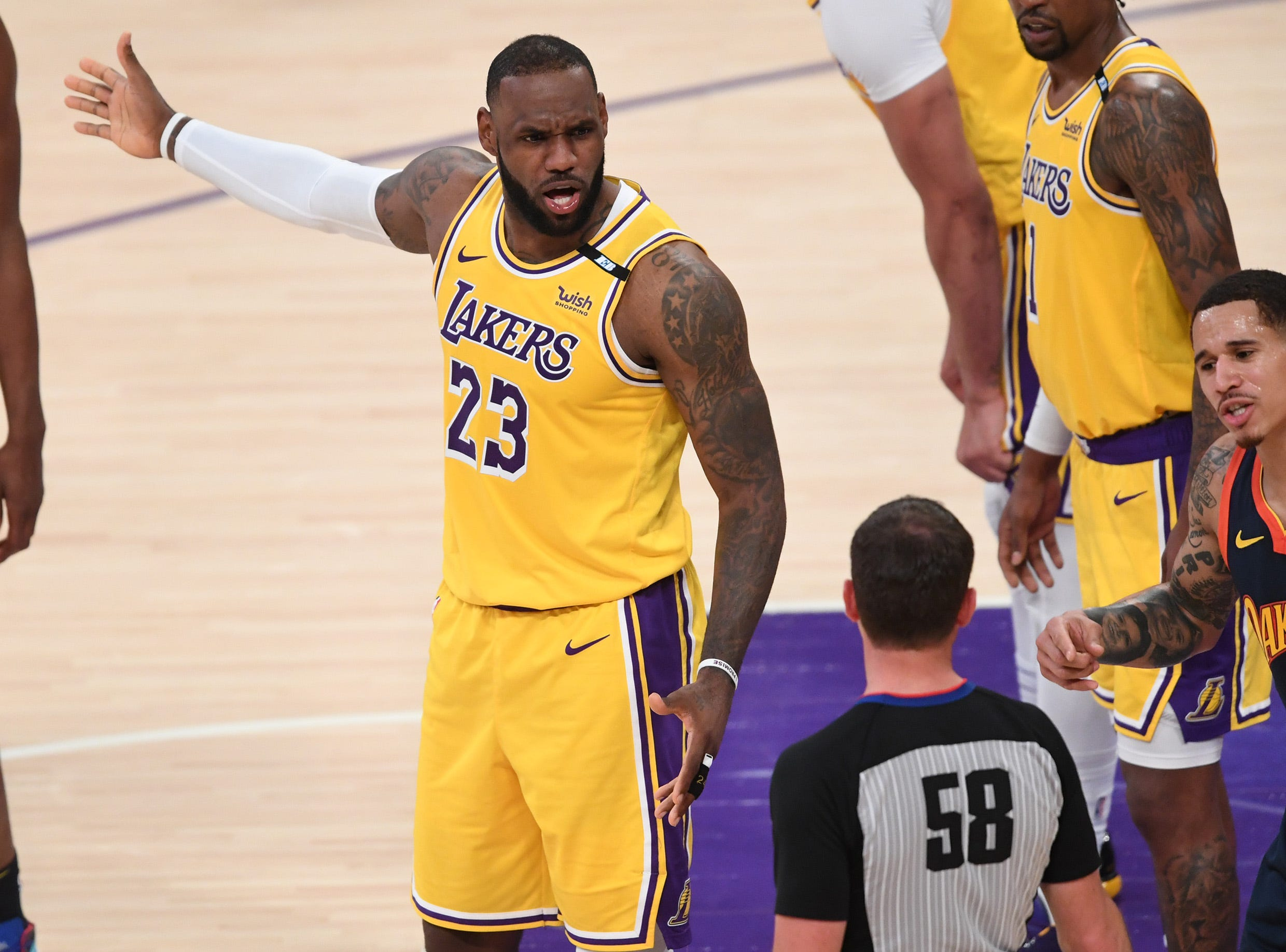 NBA bubble fatigue: LeBron James would rather retire than play for Orlando Magic