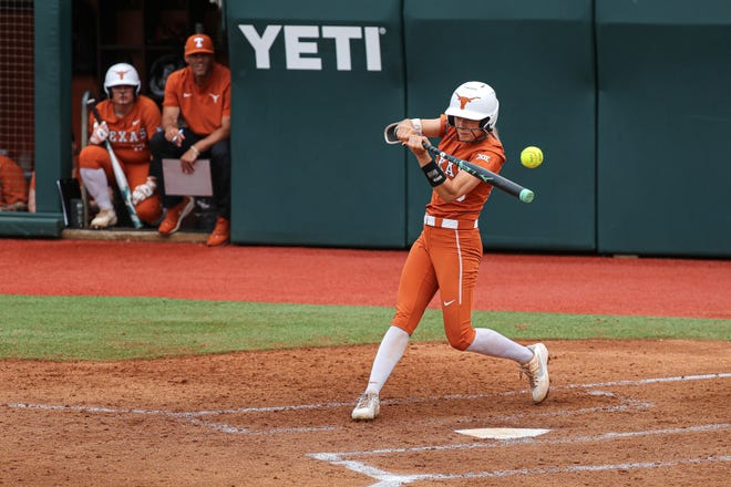 Texas utility player Lauren Burke, the former Marist High star who played her freshman season at Oregon, scored the winning run in the Longhorns' 1-0 victory over Ducks in the NCAA Austin Region championship game Sunday at McCombs Field.