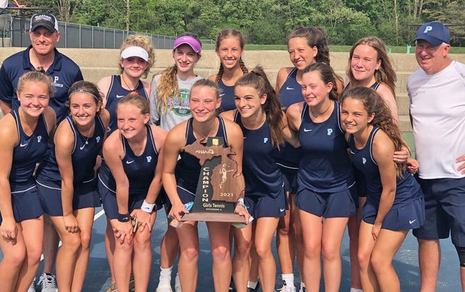 Petoskey will make a return trip to the state finals in two weeks, this time with a Division 2 regional crown behind them, which they secured Saturday in Midland.