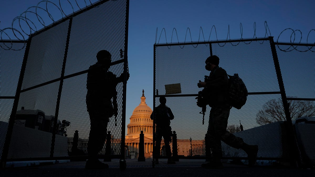 National Guard mission to provide security ending at Capitol 3