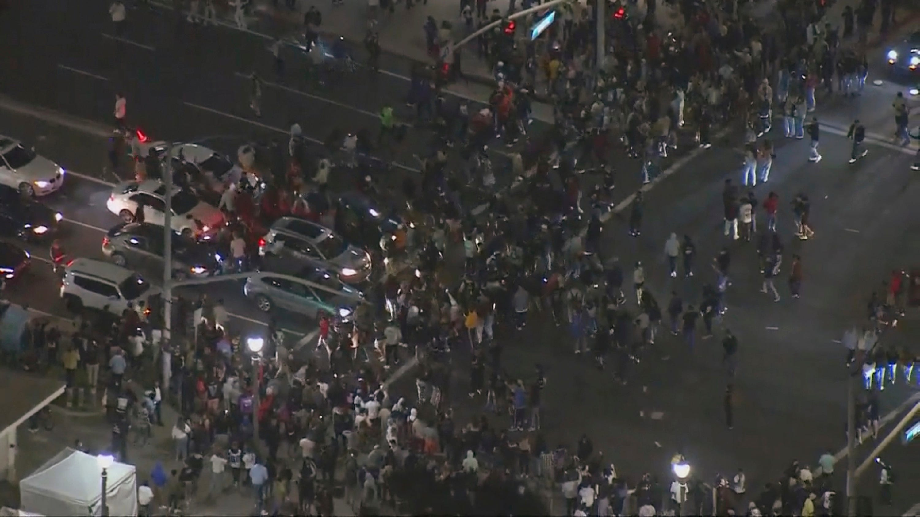 Viral video drew hundreds to California party; 150 arrested 1