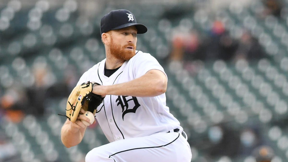 With Turnbull on IL, Tigers weighing options for starting rotation 2