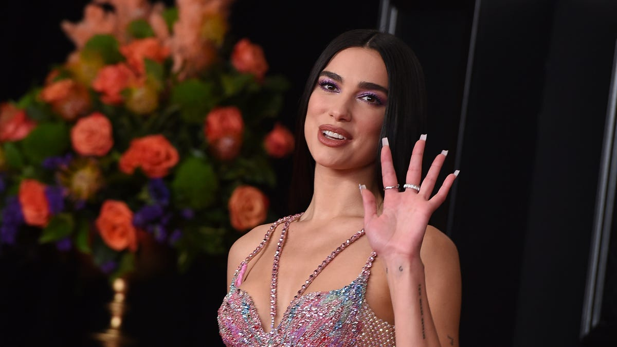 Dua Lipa blasts group that condemned her for Mideast stance 2