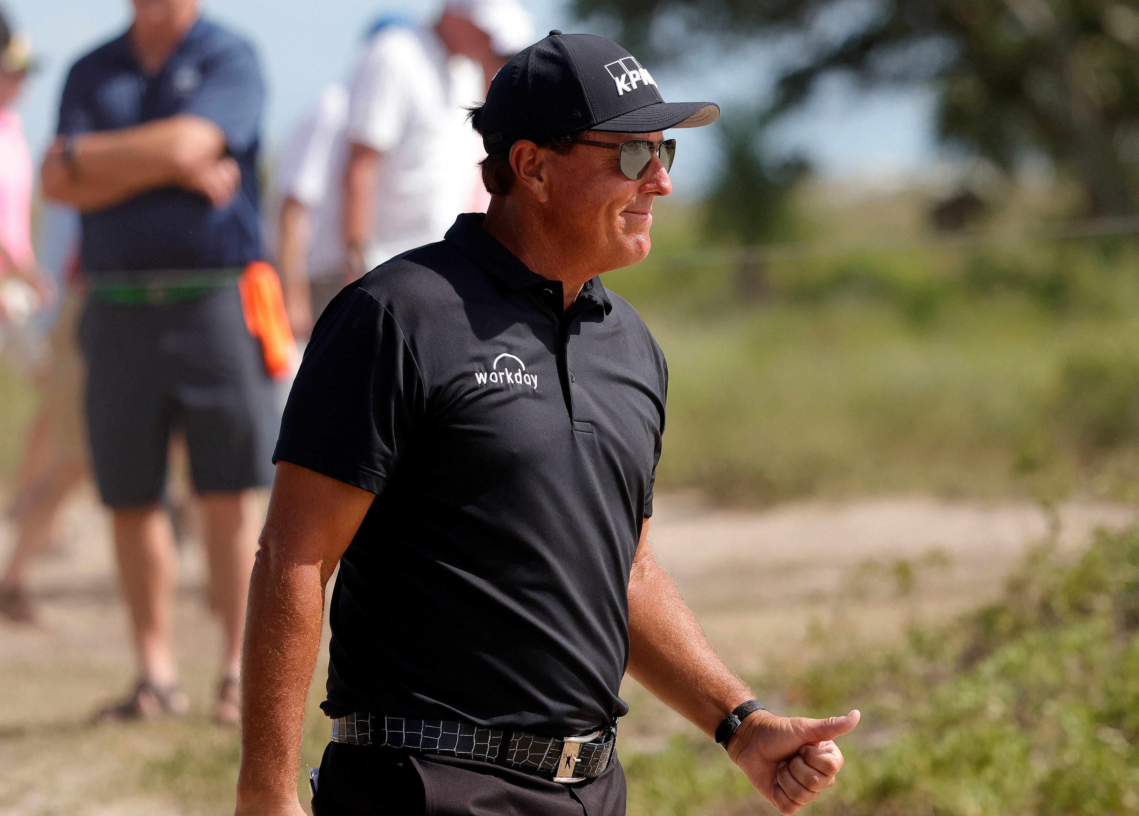 PGA Championship final round tee times for Sunday, featured groups, TV and streaming info