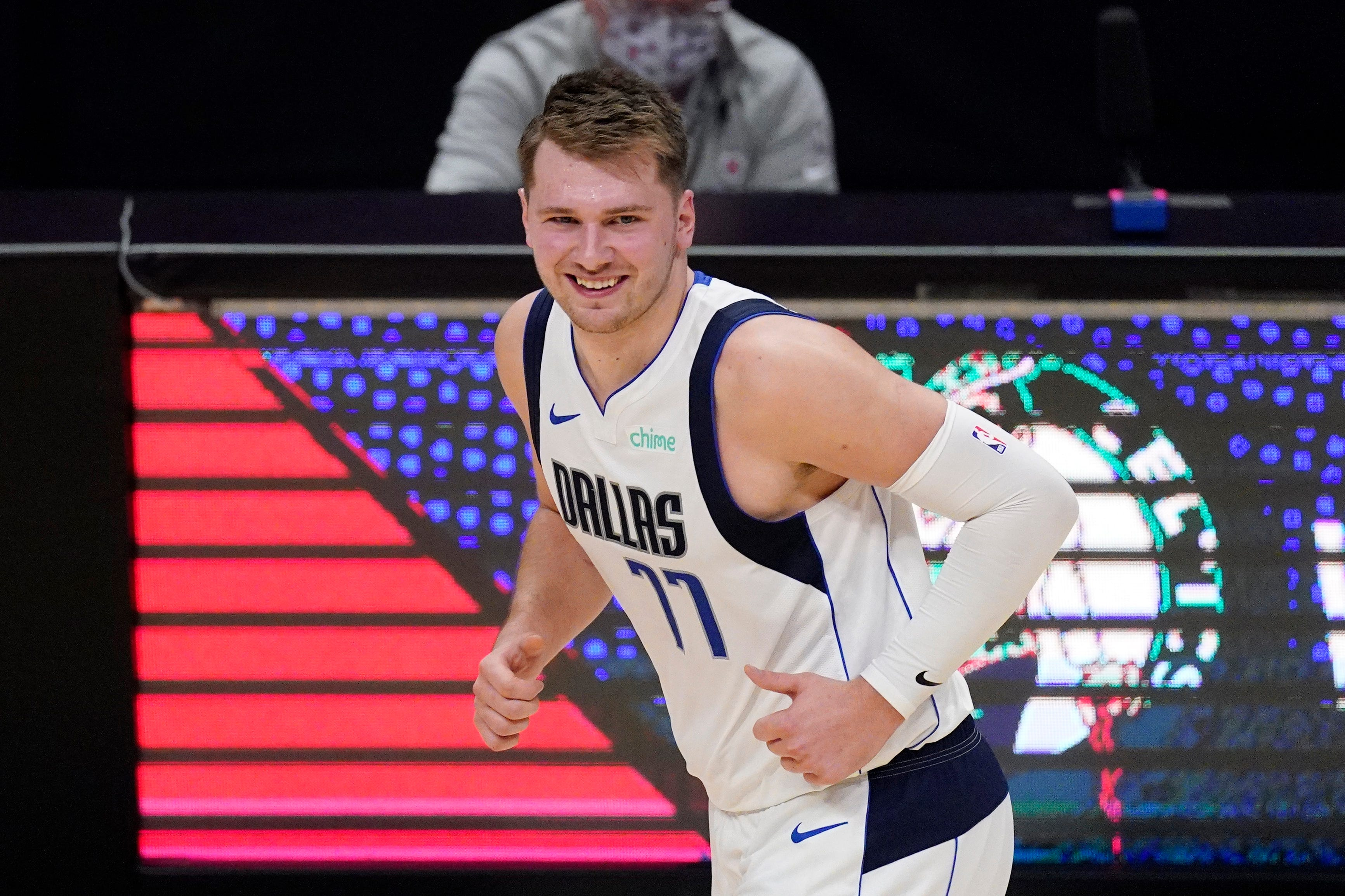 Mavericks coach Rick Carlisle on Luka Doncic s Game 1 play vs. Clippers:  This is his time of year