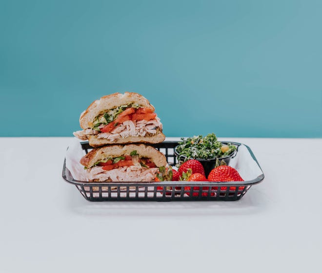 The crunchy chicken sandwich will be on the menu at Local Foods' Austin pop-up this summer.