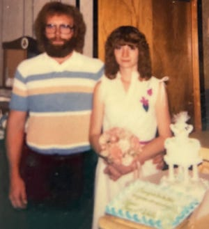 Dan and Paula (Swaisgood) Ames were married on May 29, 1981.
