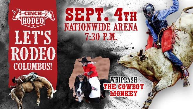 CINCH World's Toughest Rodeo is coming to Columbus