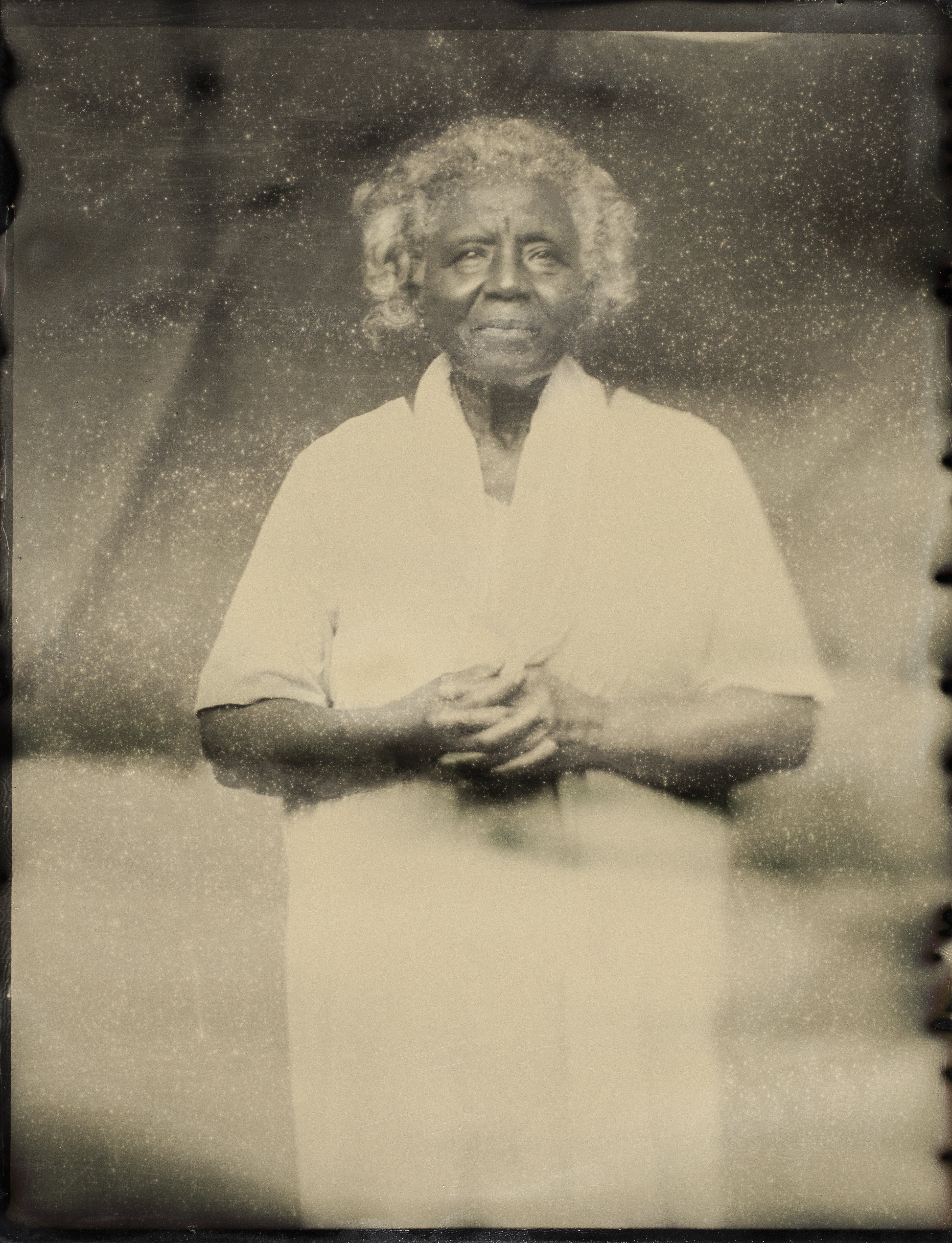 Peggy Mills Warner, great-great-great grandaughter of Betty Toler
