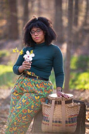 Alexis Nikole Nelson runs a popular TikTok account about foraging.