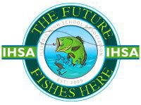 IHSA fishing logo