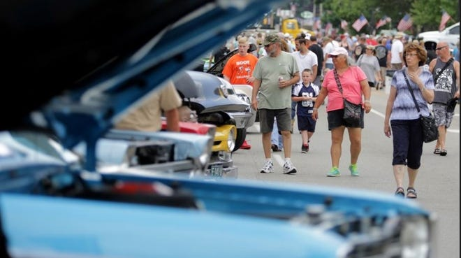 The 2021 installment of the Cruise-On-In & Dancy Party will not take place again this year because of COVID-19. Organizers hope to bring back the popular one-day event next year.