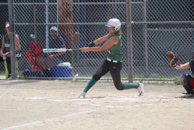 Mia Cassella, Wachusett senior, is ready to defend the team's state title.