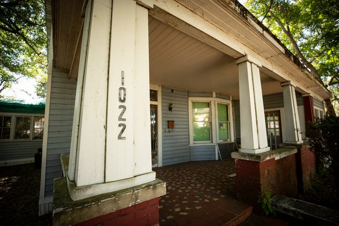 The house at 1022 Success Ave., believed to be 113 years old, has deteriorated for decades. Though a recent sale could lead to a restoration, its plight raises questions about whether Lakeland could do more to protect historic structures from owner neglect.
