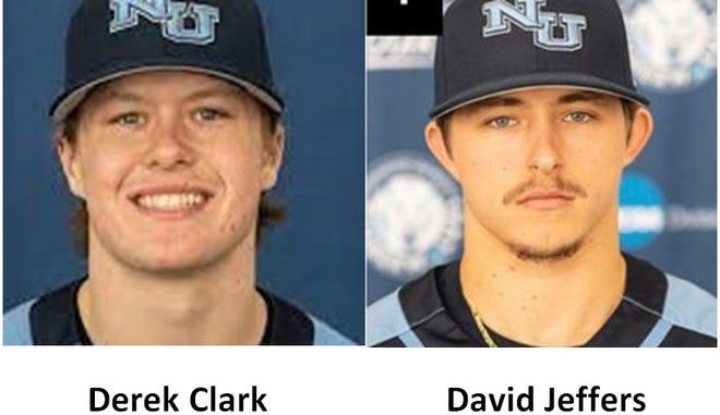 Derek Clark of Summerfield and Bedford's David Jeffers both made the All-GLIAC first team for baseball.