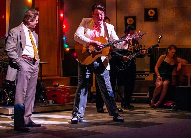 """Million Dollar Quartet"" continues its run at the Ocala Civic Theatre."