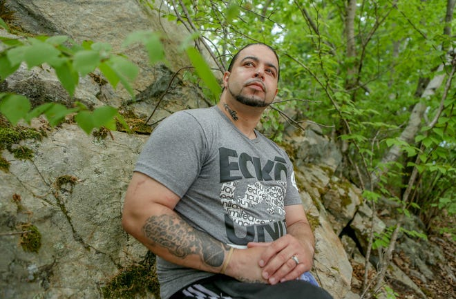 Anthony Perito credits medication-assisted treatment with his ongoing recovery from an opiate dependence that was a factor in his repeated arrests and incarceration.