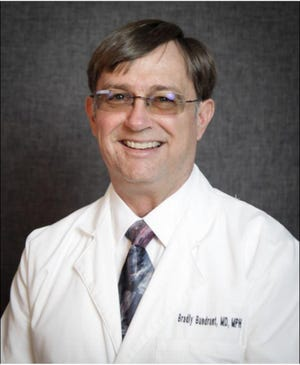 Dr. Bradly Bundrant is a physician at Ballinger Memorial Hospital, and the Runnels County Health Officer.