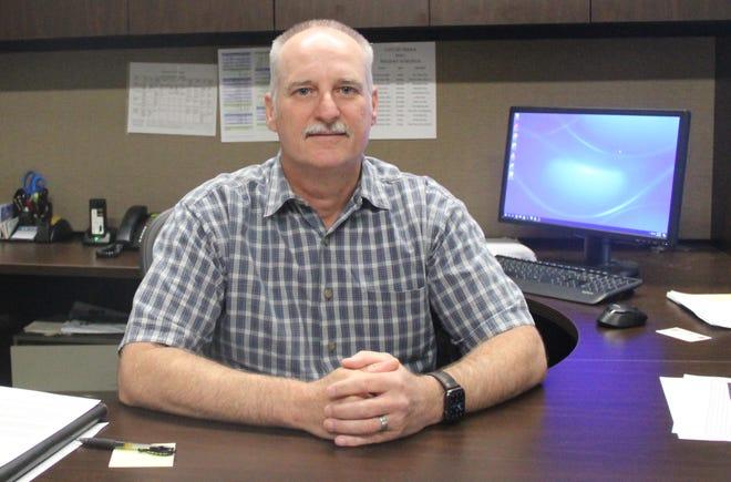 Yreka Police Department Chief Mark Gilman