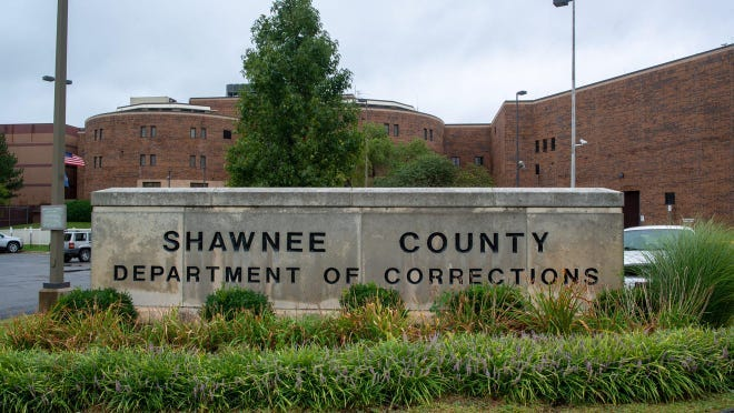 A Shawnee County Jail officer is on administrative leave after an inmate suffered facial injuries in a May 16 use-of-force incident at the jail.