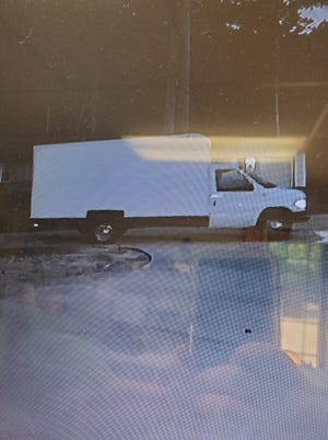 Rainbow City police are looking for this vehicle in connection with an attempted theft from Rainbow Trading Post.