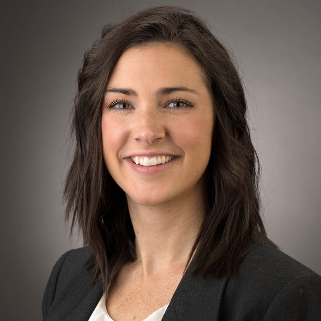 Kelsey Rush, the vice president of marketing and communication for Tuscaloosa Tourism and Sports, has been named the2020 Charles H. Land Member of the Year. [Submitted photo]