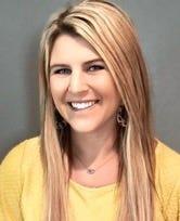 Abilene High softball coach Jenna Bane