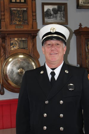 Lt. Barry Herschler has been a firefighter for 35 years and with the Bucyrus fire department since 1998.