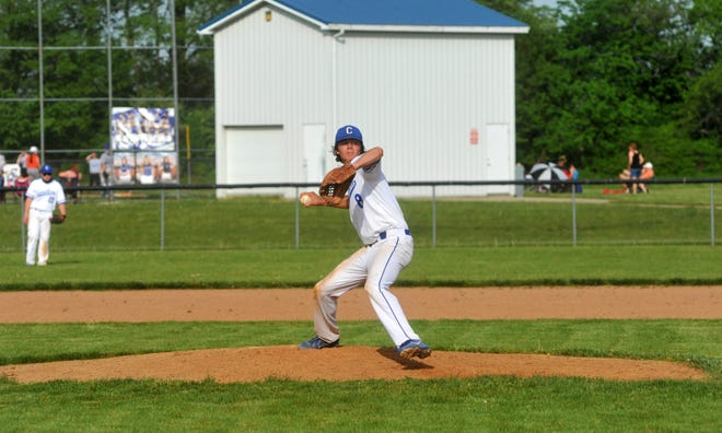 Crestline's Caden Parsons finished third in Player of the Year voting for District 9 in Division IV.