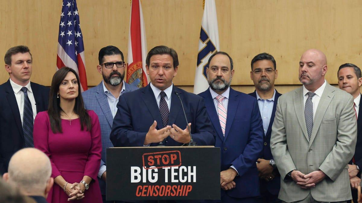 Florida law seeks to rein in large social media companies 3