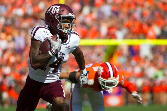 Former Texas A&M Aggies wide receiver Camron Buckley is latest SEC transfer to join up with IU football.
