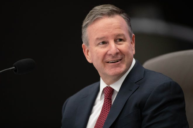 Current vice provost for research at Harvard University Richard D. McCullough will become Florida State University's next president.