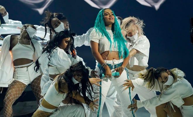 Karol G will bring her reggaeton tunes to Austin City Limits Music Festival this fall.