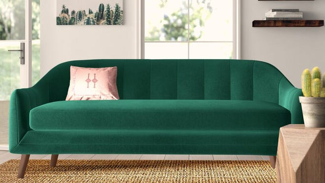 Everything from sofas to rugs to beds and more are on sale at Wayfair in time for Memorial Day.