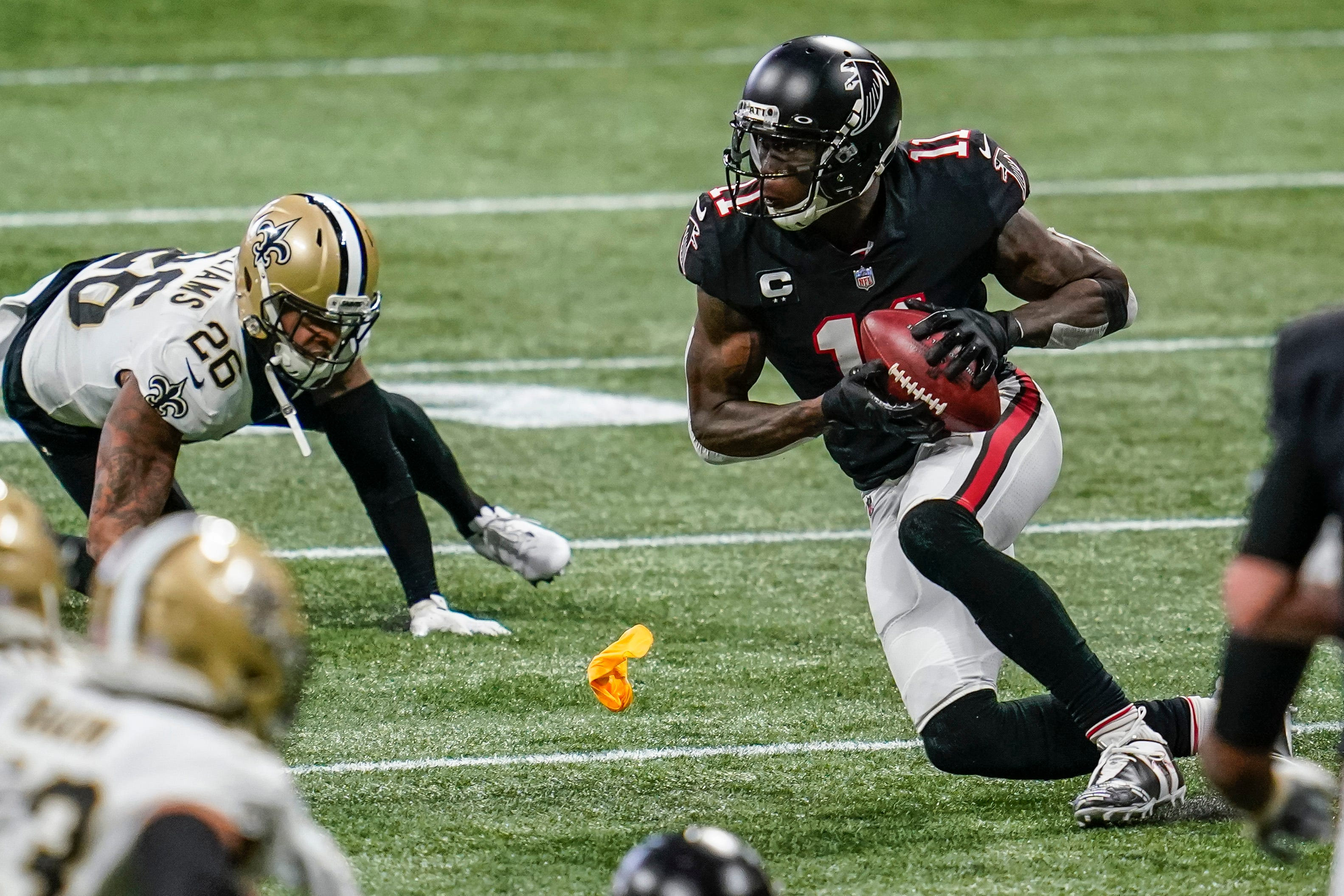 Eight sensible NFL trades: Which team would be Julio Jones' best landing spot?