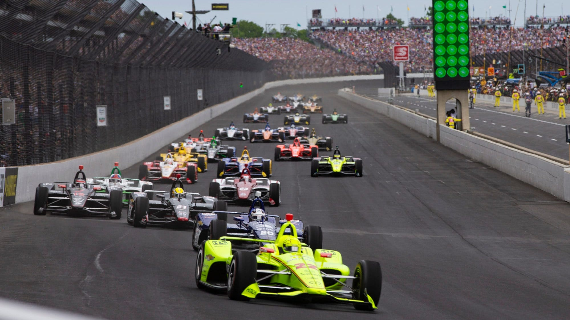 2021 Indy 500: Start time, lineup, TV, streaming schedule and more for the 105th running at Indianapolis