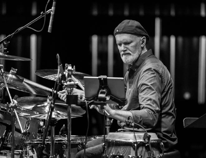 Scott Laningham played drums with local groups Church on Monday and Tres Musicos, and he toured with Christopher Cross and Alejandro Escovedo.