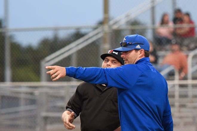 Josh Thomas was promoted to Cedar Creek interim head football coach and athletic coordinator on May 10 after the resignation of Bryan Hill.