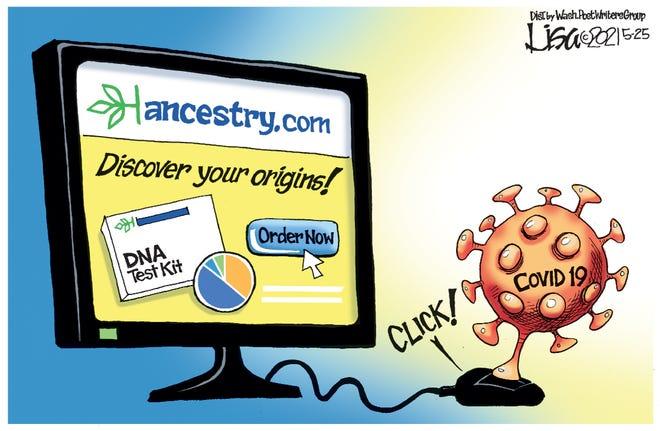 Discover your origins