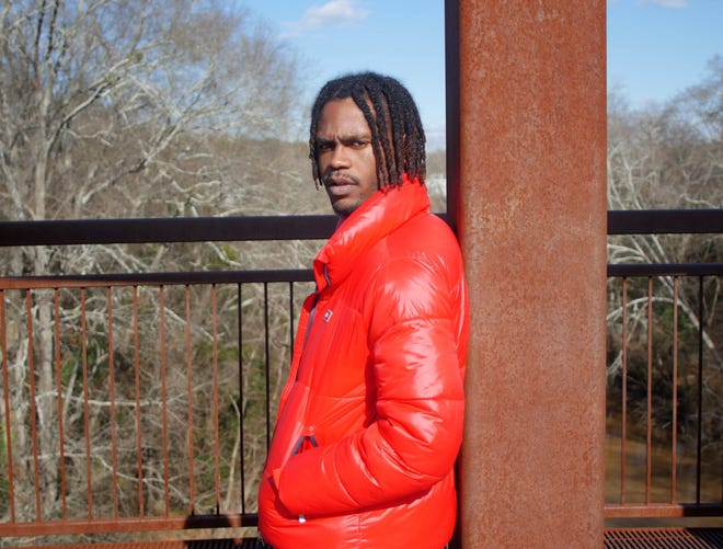 This undated promotional photo shows Tribe House Records artist Frank the Eagle, scheduled to perform at Live Wire in Athens, Ga. on June 2, 2021.