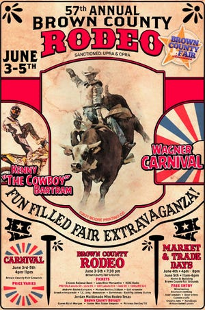 57th Annual Brown County Rodeo