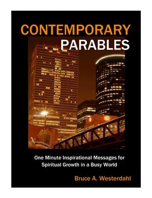 """One reader refers to """"Contemporary Parables"""" as """"comfort food for the soul offering simple but precious pearls of wisdom."""""""