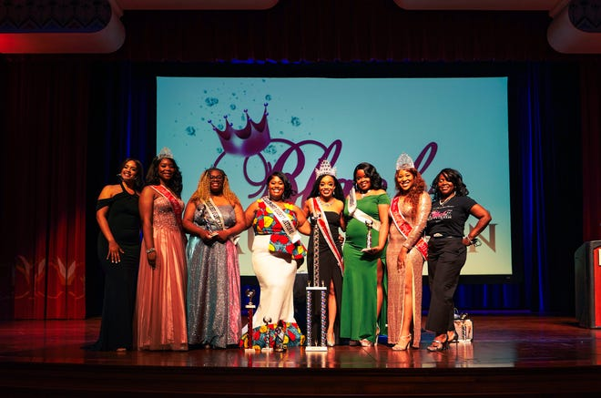 Columbus resident Michaela James was named the 2021 Miss Black Ohio winner during last week's 39th annual event.
